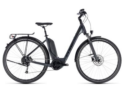 Cube Touring Hybrid ONE 500 Easy Entry iridium´n´black 2018