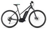 E-Bike Cube Cross Hybrid Pro 500 grey´n´flashgreen