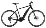 E-Bike Cube Cross Hybrid ONE 500 black´n´blue