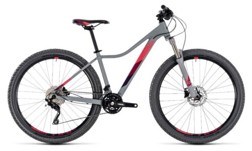 Cube Access WS Race grey´n´berry 29 Zoll 2018