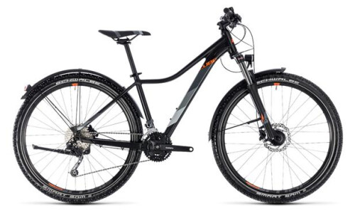 Cube Access WS Pro Allroad black´n´orange 27,5 Zoll