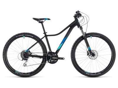 Cube Access WS EXC 27,5 black´n´blue 2018