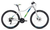 Mountainbike Cube Access WS EAZ white´n´green