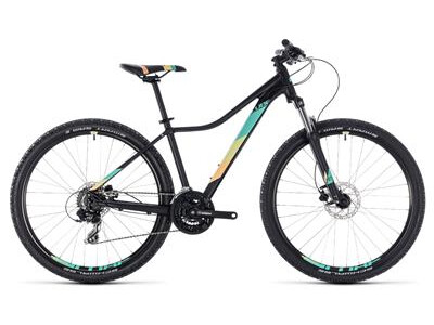 Cube Access WS EAZ 27,5 black´n´mint 2018