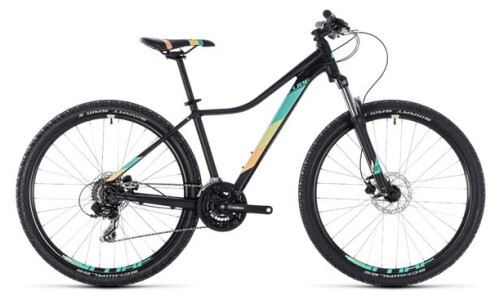 Cube Access WS EAZ black´n´mint 29er 2018
