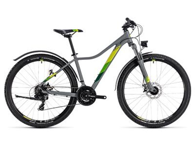 Cube Access WS Allroad 27,5 grey´n´green 2018
