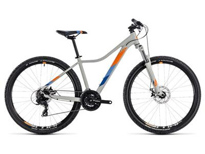 Cube Access WS grey´n´orange 27,5er