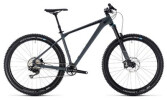 Mountainbike Cube Reaction TM grey´n´black