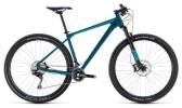 Mountainbike Cube Reaction SL darkblue´n´mint