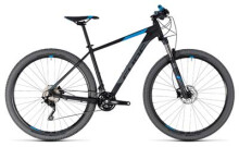 Mountainbike Cube Attention black´n´blue