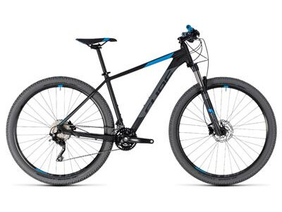 Cube Attention black´n´blue 2018 29 er