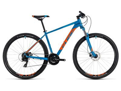 Cube Aim Pro blue-orange 27,5 Zoll 2019