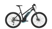 E-Bike Conway eMR 227 SE 500 Trapez black matt/blue -44 cm