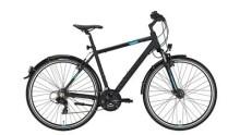 Trekkingbike Conway CC 300 black matt/blue -52 cm