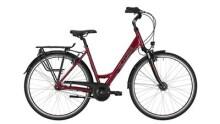 "Citybike Victoria Trekking 1.7 Wave 28"" berry red/black"