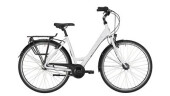 "Citybike Victoria Trekking 1.6 Wave 28"" anodised white/anthracite"