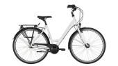 "Citybike Victoria Trekking 1.6 Wave 26"" anodised white/anthracite"