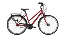 """Citybike Victoria Trekking 1.6 Trapez 28"""" red/copper"""