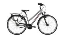 "Citybike Victoria Trekking 1.7 M Trapez 28"" flashgrey  matt/purple"