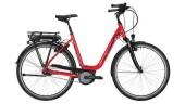 "E-Bike Victoria e Trekking 5.6SE Deep 28"" rasperry red/black"