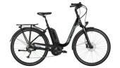"E-Bike Victoria e Trekking 6.3 Deep 28"" black/skyblue"