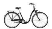 "Citybike Victoria Classic 3.3 / 3.7 Tiefeinst. 28"" black/brown"