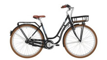 "Citybike Victoria Retro 5.6 Nostalgie 28"" black/skyblue"