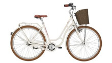 """Citybike Victoria Retro 5.4 Nostalgie 28"""" antique-cream / purple"""