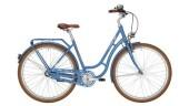 "Citybike Victoria Retro 3.4 / 5.2 Nostalgie 28"" brilliantblue/brown"