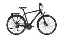 "Trekkingbike Victoria Trekking 8.6 D Herren 28"" black matt/silver"
