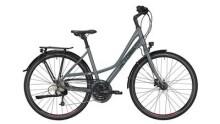 """Trekkingbike Victoria Trekking 6.6 D Lady 28"""" basaltgrey/darkred"""