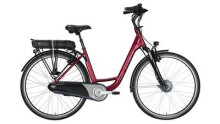 "E-Bike Victoria e Classic 3.1 H Wave 28"" berry/black"