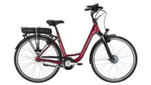 "E-Bike Victoria e Classic 3.1 Wave 28"" berry/black"