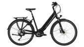 "E-Bike Victoria e Trekking 12.8 Wave 26"" black matt/red"