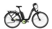 """E-Bike Victoria e Manufaktur 9.3 Wave 28"""" black matt/limegreen"""