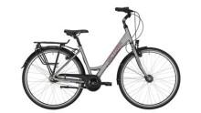 "Citybike Victoria Trekking 1.6 M Wave 28"" flashgrey  matt/purple"