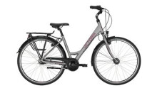 "Citybike Victoria Trekking 1.6 M Wave 26"" flashgrey  matt/purple"
