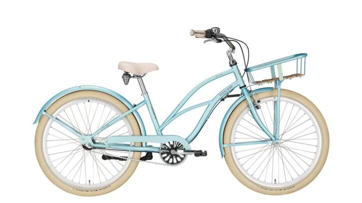 Citybike Excelsior CHILLAX CRUISER 26/40 2018