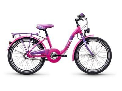 S´cool chiX Steel 20-3S pink