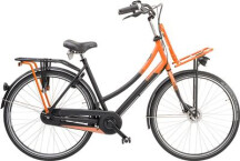 Citybike Sparta PICK-UP TREND DN7  BLACK/ORANGE-MAT