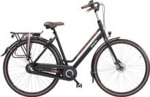 Citybike Sparta REGULAR  N7 ZWART-MAT