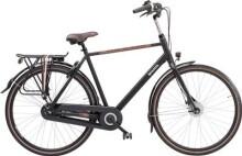 Citybike Sparta REGULAR N3 ZWART-MAT