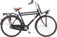 Citybike Sparta PICK-UP DELUXE HR3  ZWART MAT