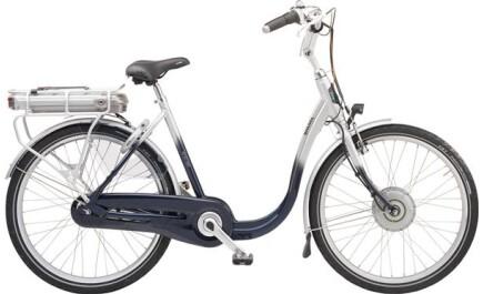 Sparta Entree F7E Rücktritt, City-E-bike mit besonders tiefem Einstieg. 7-Gang Nabenschaltung.
