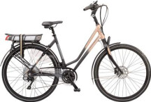 E-Bike Sparta R20i LTD  BLACK/GOLD-MAT