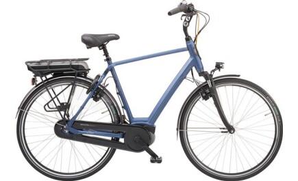 Sparta M8b RT, Herren  E-Bike mit Bosch-Mittelmotor, Akku 500 Wh, 8-Gang Nabenschaltung