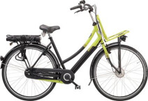 E-Bike Sparta PICK-UP TREND F7e SMART  BLK/GREEN-MAT
