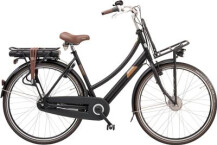 E-Bike Sparta PICK-UP DELUXE F7e SMART ZWART-MAT