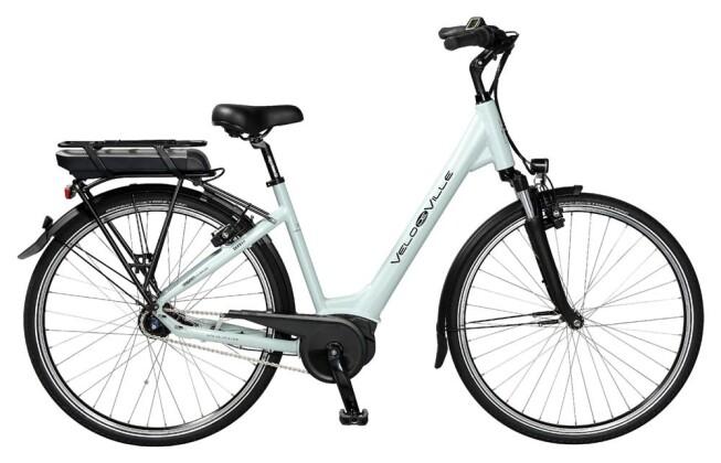 """E-Bike Velo de Ville CEB 80 26"""" Shimano Nexus 7 Gang Freilauf 2018"""