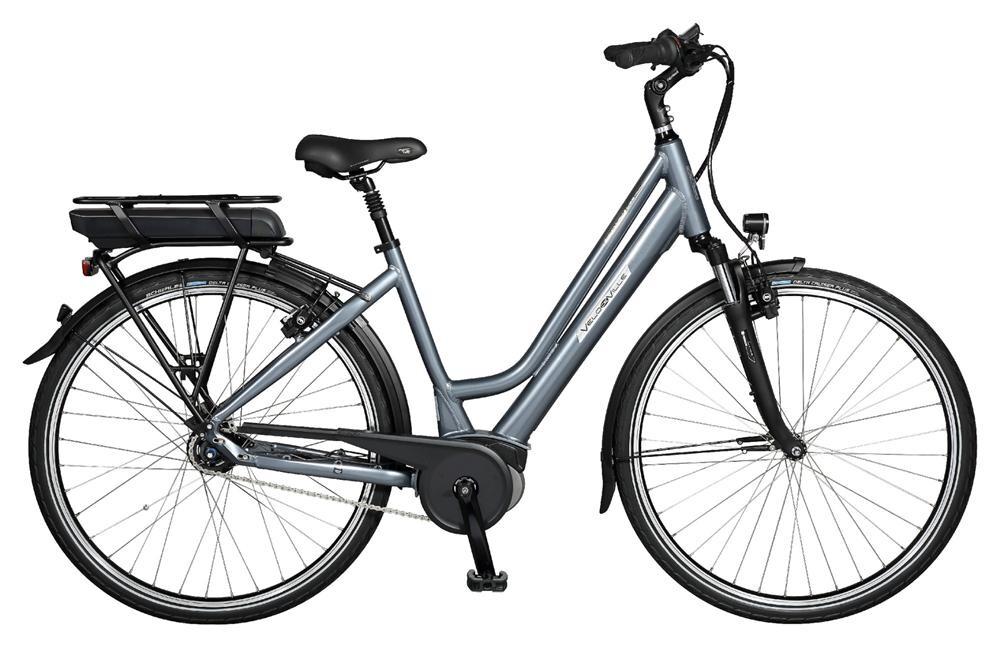 velo de ville e bike 7 gang jetzt kaufen bei henco. Black Bedroom Furniture Sets. Home Design Ideas